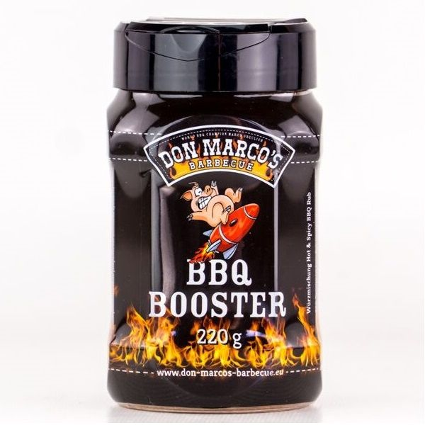 Don Marco's BBQ Booster Rub 220g Dose 101-006-220