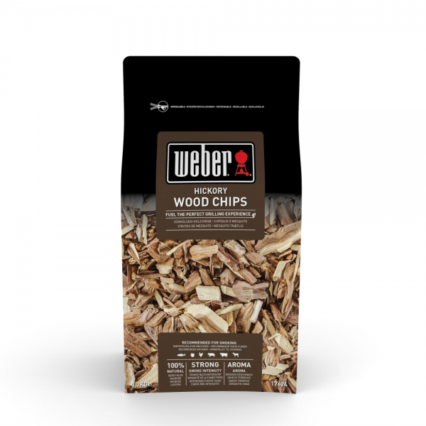 Weber Räucherchips Hickory 700g 17624