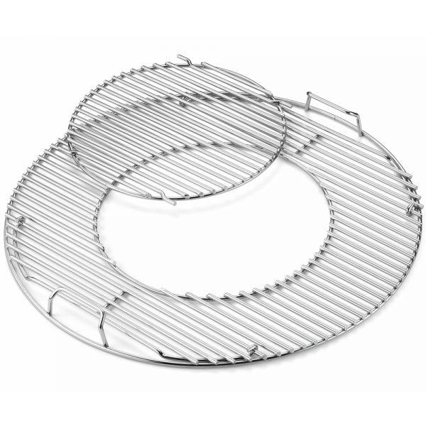 Weber Gourmet BBQ System - Grillrost für 57 cm Chrom 8835