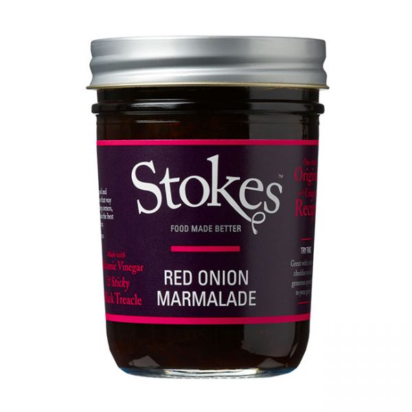 Stokes Red Onion Marmelade 265g