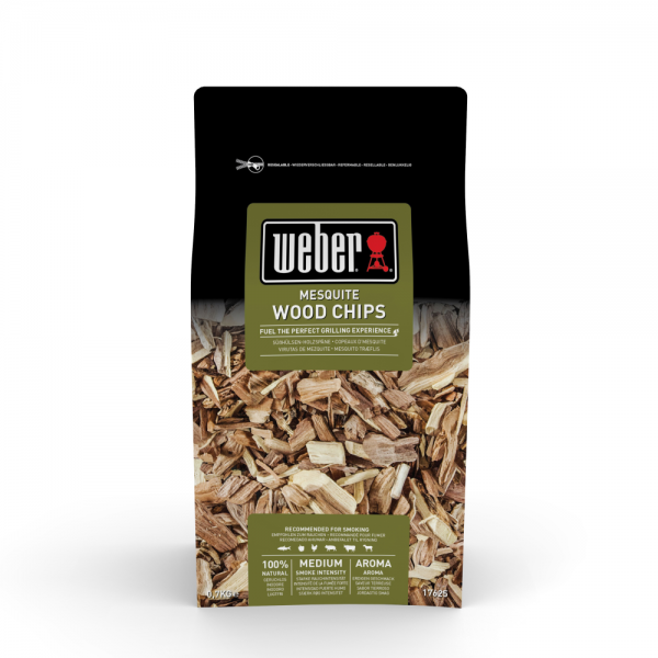 Weber Räucherchips Mesquite 700g 17625