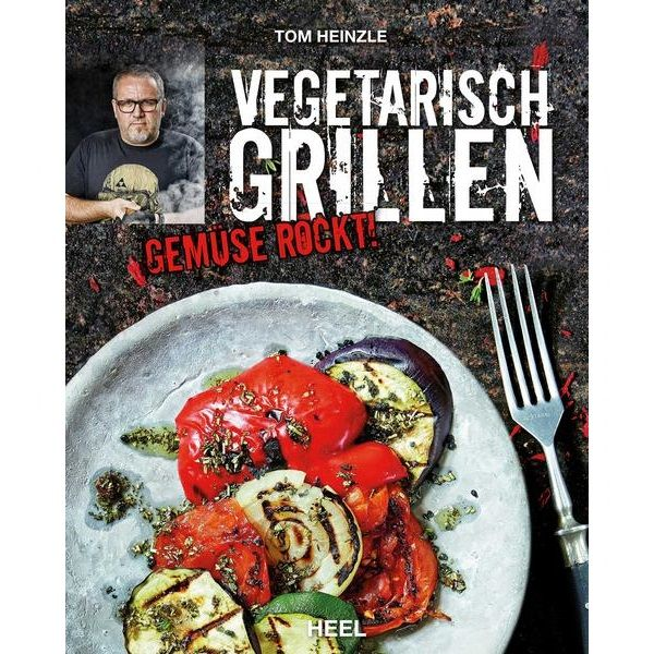 Heinzle: Vegetarisch Grillen Gemüse rockt! 30389
