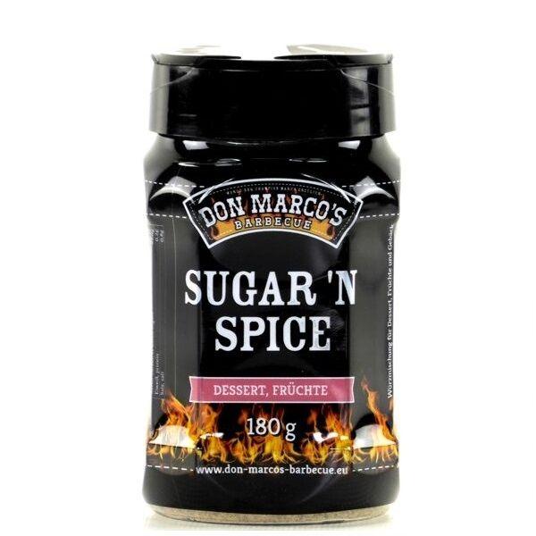 Don Marco's Sugar n Spice BBQ Gewürz 180g Dose 104-003-180
