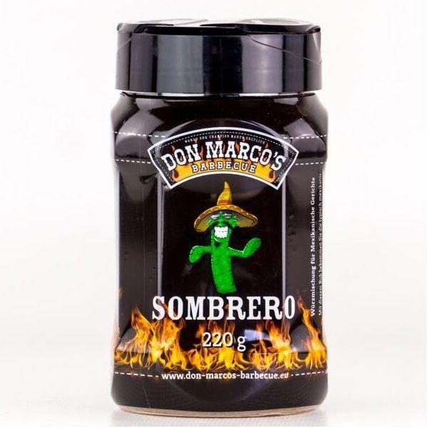 Don Marco's Sombrero Rub 220g Dose 101-009-220