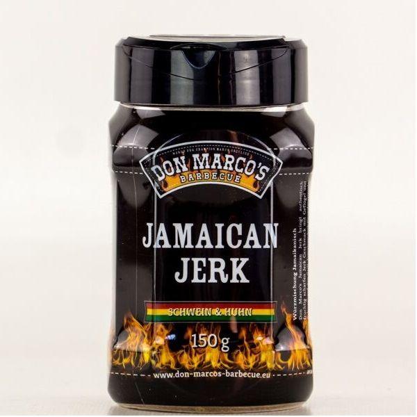 Don Marco's Jamaican Jerk BBQ Gewürz 150g Dose 104-012-150