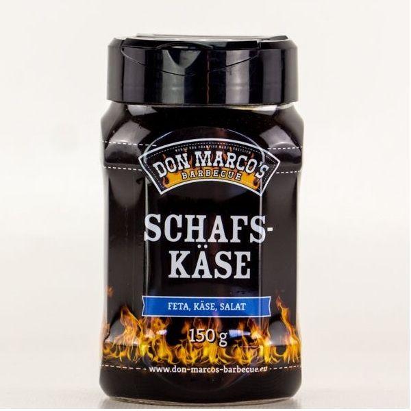 Don Marco's Schafskäse BBQ Gewürz 150g Dose 104-002-150