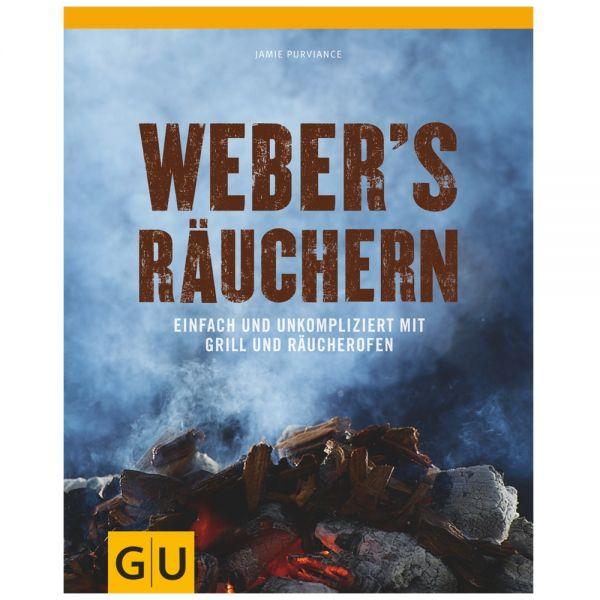 Weber's Räuchern mit Rezepten und Anleitungen rund ums unkomplizierte Räuchern mit Grill und Räucherofen
