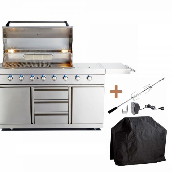 ALL'GRILL TOP-LINE ULTRA 100920