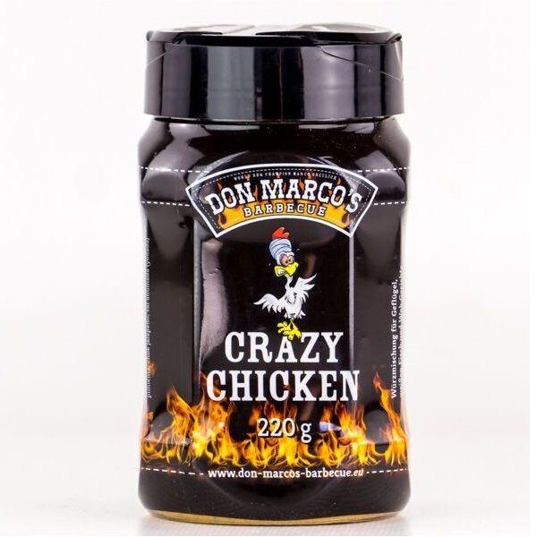 Don Marco's Crazy Chicken Rub 220g Dose 101-007-220