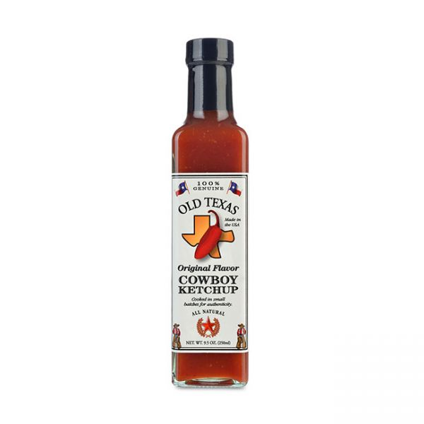 Old Texas Cowboy Ketchup 250ml