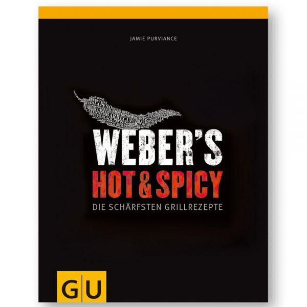 Weber's Hot & Spicy - Die schärfsten Grillrezepte 37845