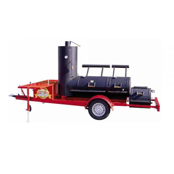 "JOE's BBQ Smoker 24"" Extended Catering Trailer"