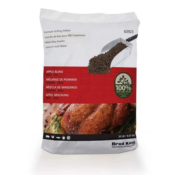Broil King Apple Blend Pellets 9kg 63923
