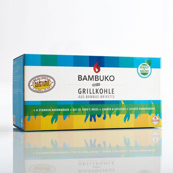 McBrikett BAMBUKO 10kg 31010