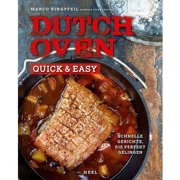 Dutch Oven - quick & easy Schnelle Gerichte, die perfekt gelingen 36350