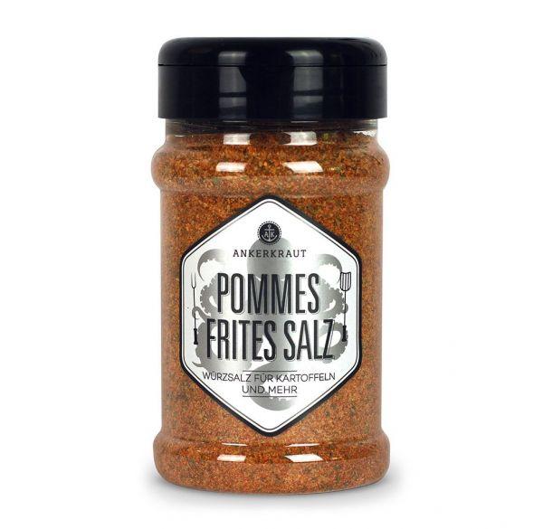 ANKERKRAUT Pommes Frites Salz (270g Streuer)