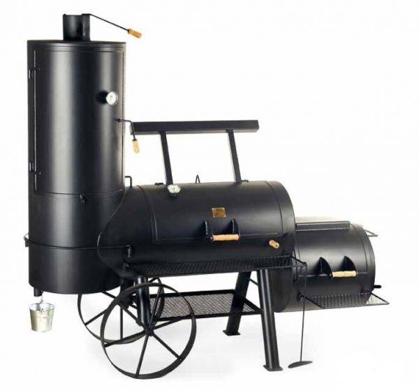 "JOE's BBQ Smoker 24"" Chuckwagon Catering"