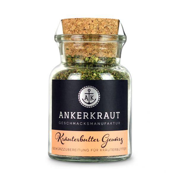 ANKERKRAUT Kräuterbutter Gewürz (65g Korkenglas)