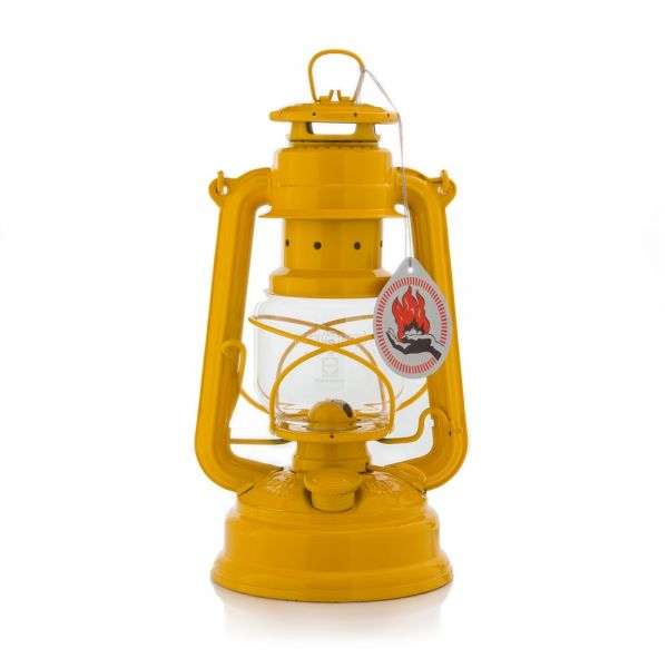 Feuerhand Sturmlaterne 276 Farbe Gelb
