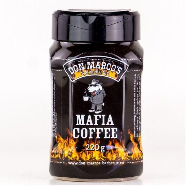 Don Marco's Mafia Coffee Rub 220g Dose 101-008-220
