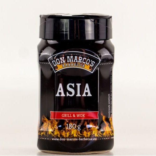 Don Marco's Asia BBQ Gewürz 180g Dose 104-013-180