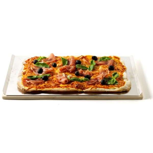 Weber Pizzastein, eckig, 44 x 30 cm 17059