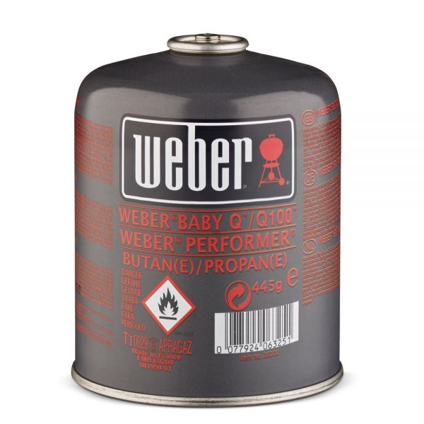 Weber Gas-Kartusche 26100
