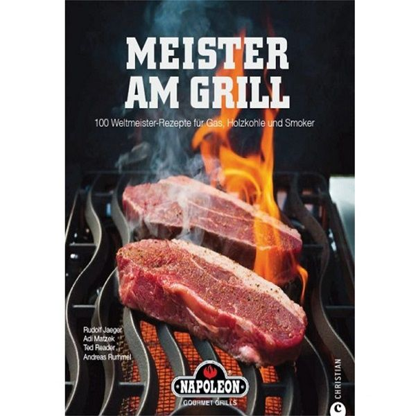 Napoleon Meister am Grill MAG-BOOK-DE