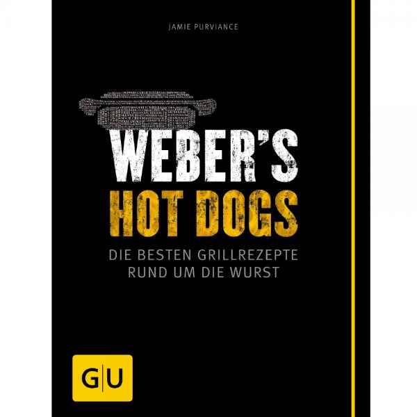 Weber's Hot Dogs - Die besten Grillrezepte 44348