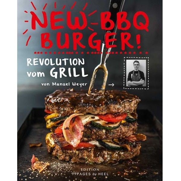 Weyer: New BBQ Burger - Revolution vom Grill 33205