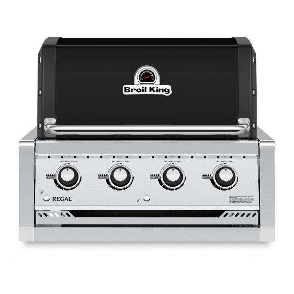 Broil King Regal 420 Black Built-In 985652