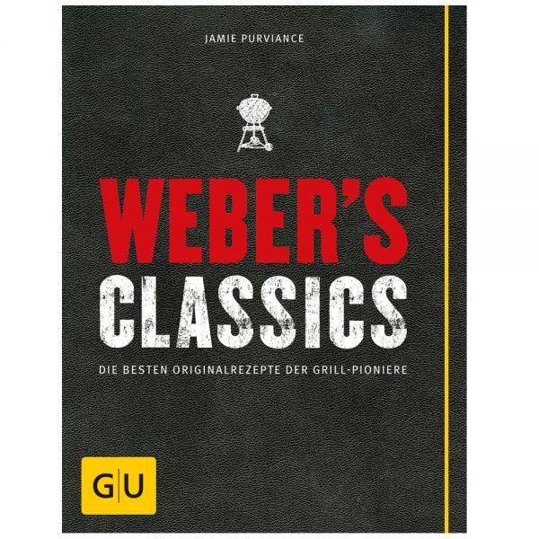 Weber's Classics - Die besten Originalrezepte der Grill-Pioniere 37784