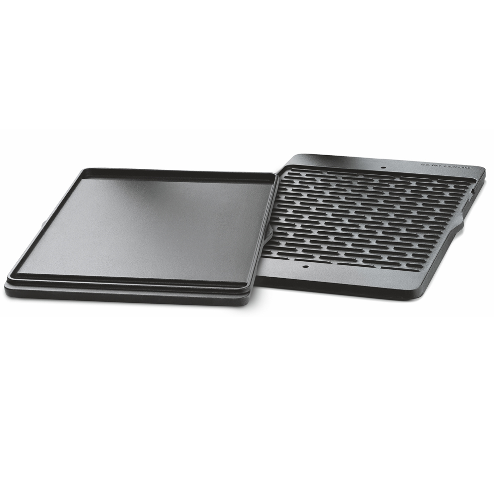 weber gusseiserne wendeplatte f r spirit 310 und 320 modelle ab 2013 7598 grills und. Black Bedroom Furniture Sets. Home Design Ideas