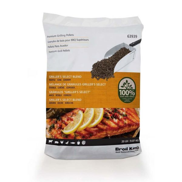 Broil King Grillers Select BBQ Pellets
