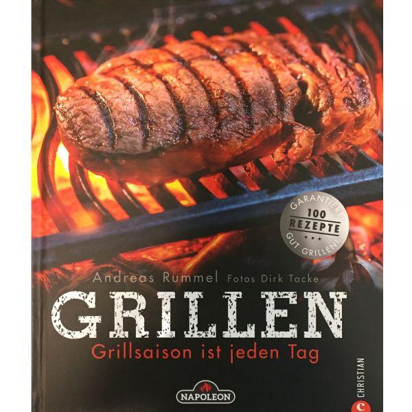Napoleon Grillbuch Grillsaison ist jeden Tag GRILL-BOOK-DE