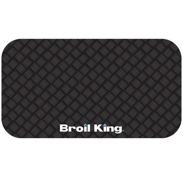 Broil King Grillmatte Schwarz BK-M-BL