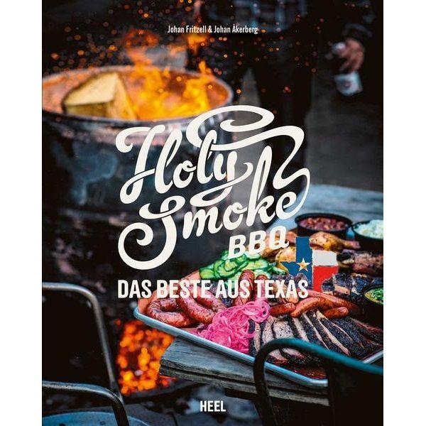 Holy Smoke BBQ - Das Beste aus Texas 36374
