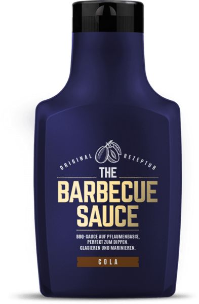The Barbecue Sauce Cola 390g