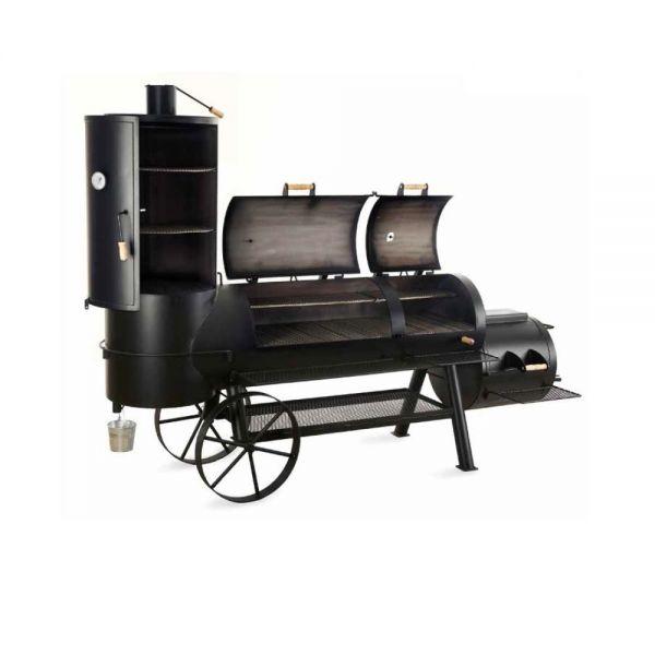 "JOE's BBQ Smoker 24"" Extended Catering Smoker"